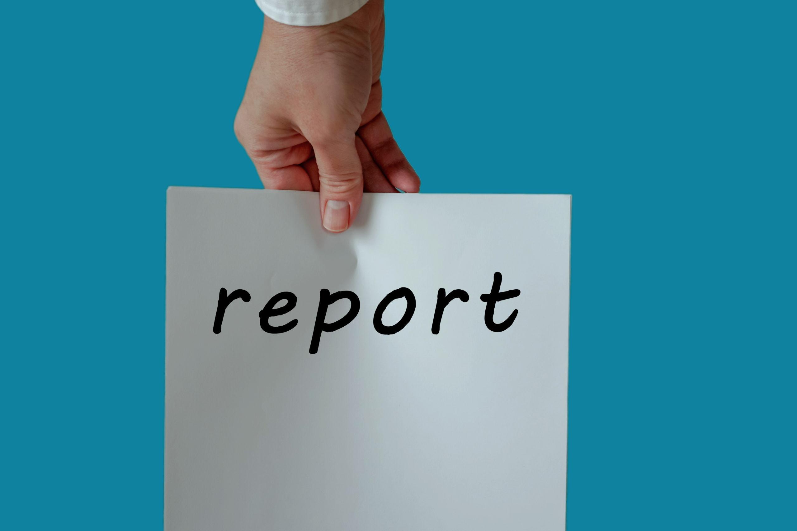 レポートで一発オッケーがもらえる秘密とは?